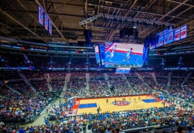 ExteNet Systems Enables Advanced Mobile Connectivity for Basketball fans