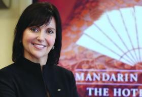 Monika Nerger, CIO, Mandarin Oriental Hotel Group