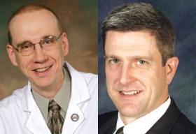 John Glynn, CIO, Rochester Regional Health,Balazs Zsenits, MD, CMIO, Rochester Regional Health