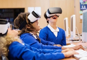 AR/VR Provides Best Way for Learning System