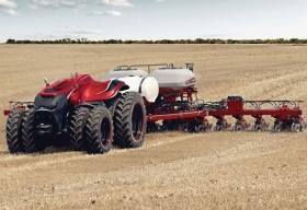 Agribots Revolutionizing the Farming Industry