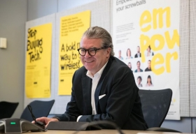 Jan Geldmacher, President, Sprint Business