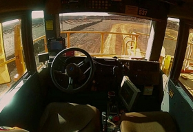 Royal's Driverless Trucks to Save Lives on Construction Work