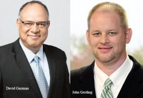 David Guzman, CIO, H. D. Smith,John Gerding, Senior Manager Software Development & Innovation, H. D. Smith