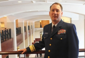 Robert E Day, CIO, Coast Guard