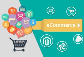 Is E-commerce driving the Industrial Explosion?