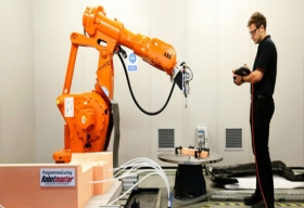 Robotic Machining Adoption on the Rise in Aerospace Industry