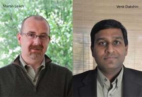 Martin Leach, VP R&D IT, Alexion Pharmaceuticals, Inc.,Venk Dakshin, Sr IT Director, Enterprise Applications & Architecture, Alexion Pharmaceuticals, Inc.