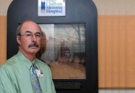 Lee Powe,CIO,Hugh Chatham Memorial Hospital