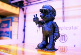 MakerBot's Plan for 2015: Expand Services with Fifth Generat