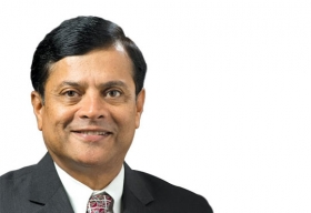 Bharat Amin, VP & CIO, Newport News Shipbuilding, A Division of Huntington Ingalls Industries [NYSE: HII]