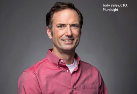 Jody Bailey, CTO, Pluralsight