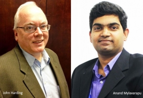 John Harding, Director of Operations & Infrastructure , CNSI, Anand Mylavarapu, Director of Configuration Management, CNSI