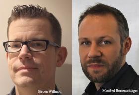 Steven Willmott, CEO, 3scale,Manfred Bortenschlager, API Market Development Director, 3scale