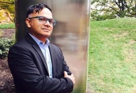 Balaji Ramanujam, CIO and SVP for Products, ASI Government