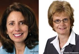 Anne Spoldi, Executive Director, IT Strategy Execution, Merck [NYSE: MRK],Randie Schlamowitz, Executive Director, Global Operations Management, Merck [NYSE: MRK]