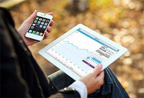 BI Reporting on Analytics to be Delivered on Mobile Platform