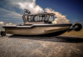 RC36 - the Newest Amphibious Power on Water
