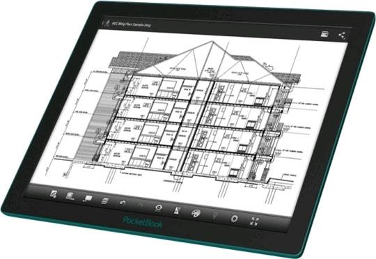 Pocketbook Integrates CAD To Launch New Device