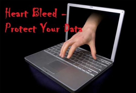 Tackle Heartbleed through Updated Encryption