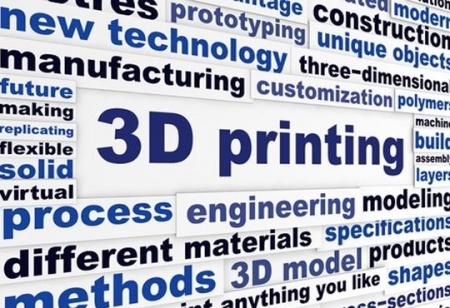 Data Center Prototypes to be Built by 3D Printers?