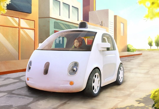 Google Unravels the Evolutionary Future of Automotive Industry with its Self-Drive Car