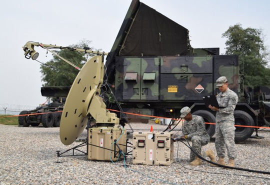 General Dynamics' AN/PRC-155 MUOS-Manpack Radio Successfully Supports Government Testing of MUOS Network