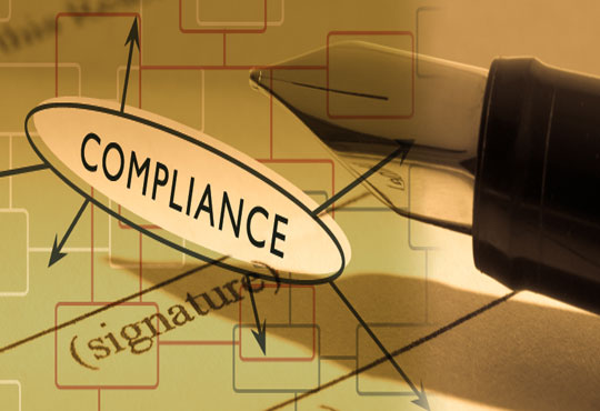 Mitigating Compliance in Financial Institutions