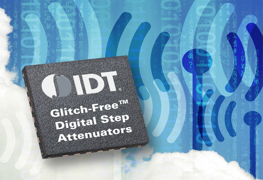 IDT Expands RF Silicon Solutions with New Glitch-FreeTM DSAs and F2250