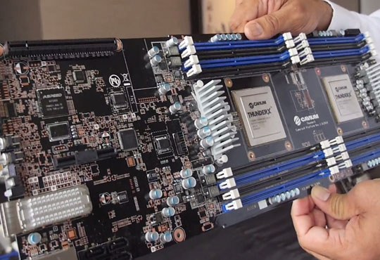 Cavium's Latest ThunderX Reference Platforms Boosts OEMs and ODMs Business Prospects