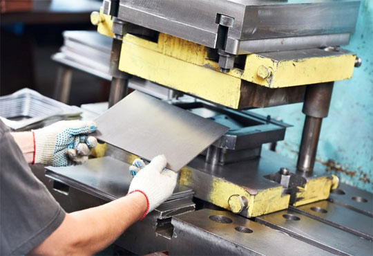 Metal Stamping Market to Witness Massive Growth By 2022