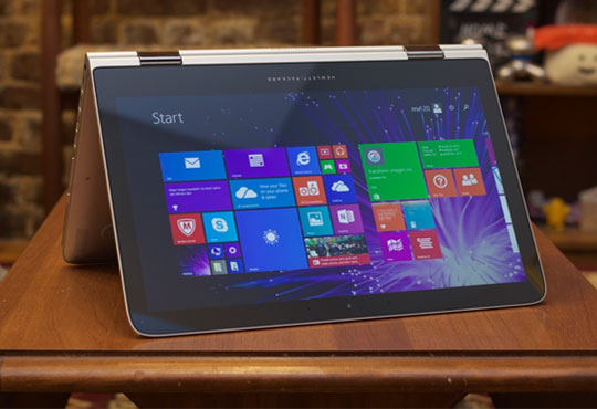 HP Drives People with its Sleek13.3 Inch Convertible PC; HP Spectre x360