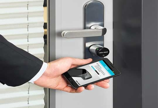 Genetec Integrates with ASSA ABLOY Aperio Wireless Lock Technology