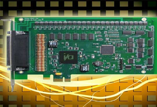 ACCES I/O Products Announces mPCIe-ICM Series; a New Family of PCI Express Mini Cards