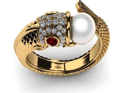 Jewel in the Crown, American Pearl's 3D Printing Platform