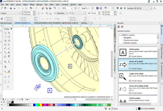 Corel and Antea's New Launch Streamlines the Creation of Technical Illustrations