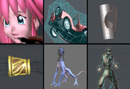 LightWave 3D Group Presents Powerful Creativity Bundle for 3D Modeling, Animation and Rendering