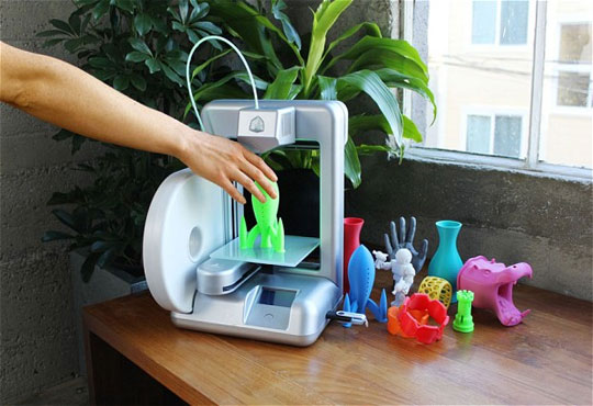 3D Printing comes Alive as XYZPrinting Partners with Microsoft
