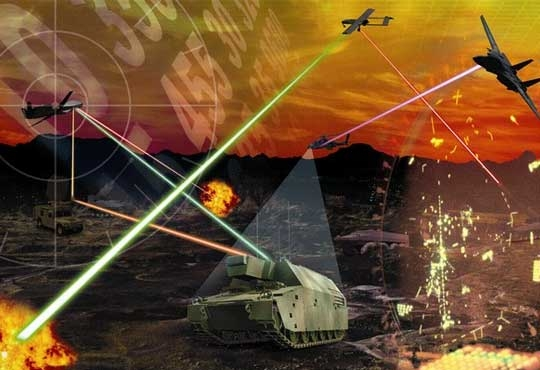 Daylight Defense Selected to Develop Next Generation Laser Capability for Defense Applications