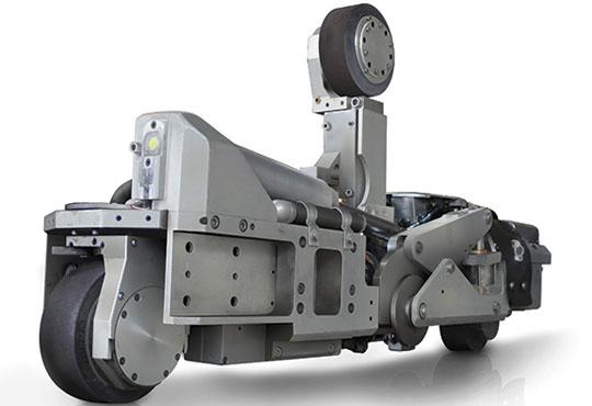 ULC Robotics Deploys Enhanced CISBOT Technology to Prevent Gas Line Leaks