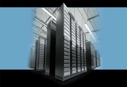 Data Center Services Soar High in the Market