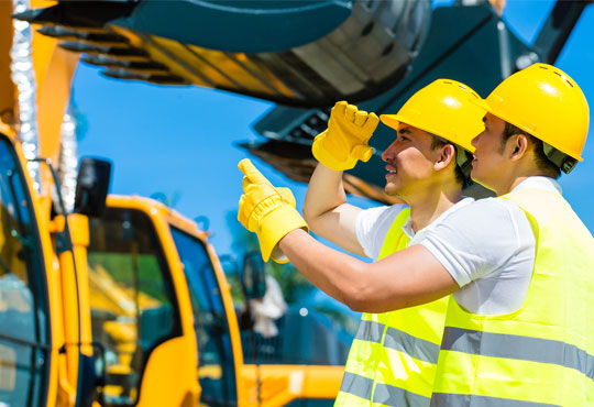 New Age Technologies for Construction Industry