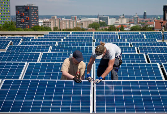 Photovoltaic Manufacturers Trigger Production of Eco-Friendly Power Generation: Report
