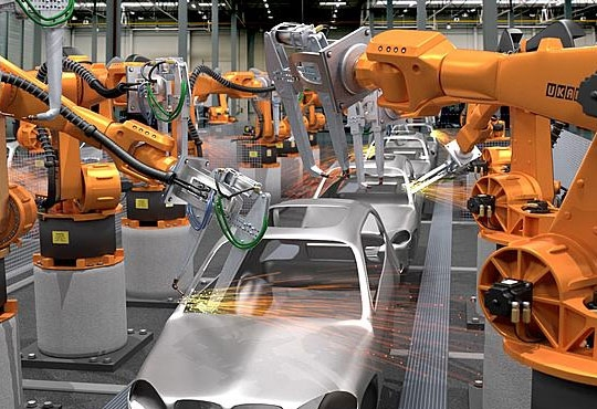 BCG Research Forecasts Productive Evolution of Advanced Industrial Robots by 2025