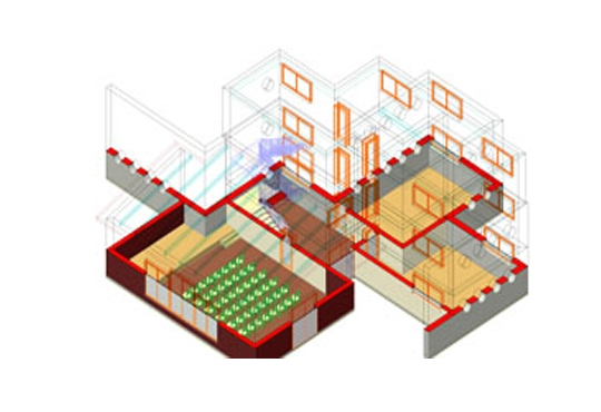 Construction Markets Stands to benefit from BIM software