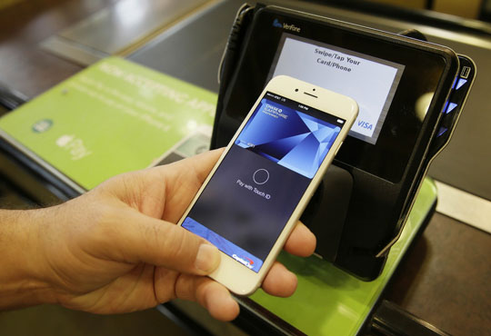 Apple Pay Enhances the Usage of NFC Technology