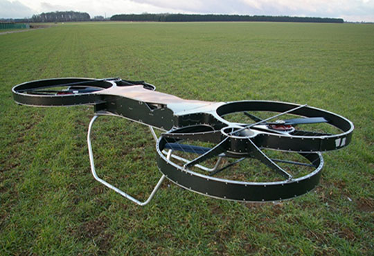 U.S Military Takes Up Hoverbike Helicopter Technology
