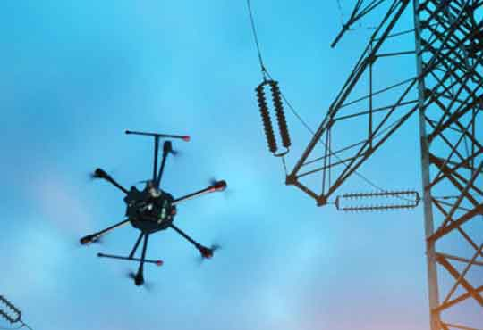 Are Drones Bringing New Capabilities to Electric Utilities?
