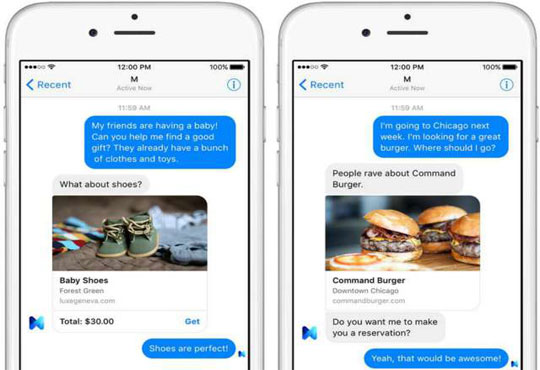 Facebook Assumes the Role of 'Personal Assistant' with the Launch of M