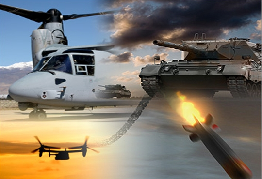 An Insight into the Aerospace and Defense Industry